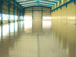 环氧树脂砂浆自流平地板